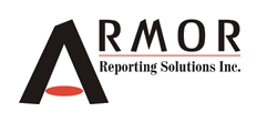 Armor Reporting Solutions Inc. Logo